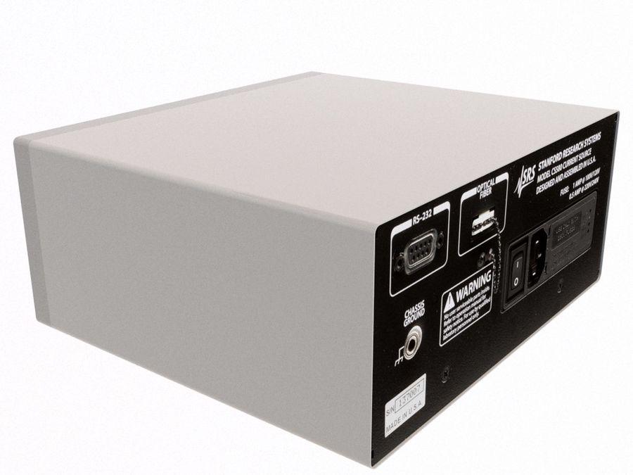 电源供应 royalty-free 3d model - Preview no. 3