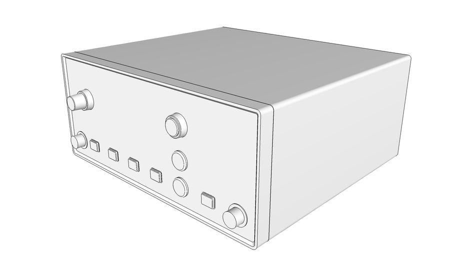 电源供应 royalty-free 3d model - Preview no. 6