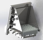 纸盘加载机制 3d model