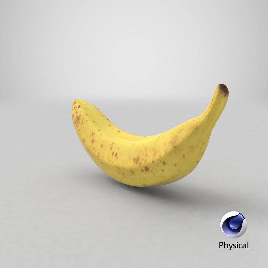 바나나 과일 royalty-free 3d model - Preview no. 18