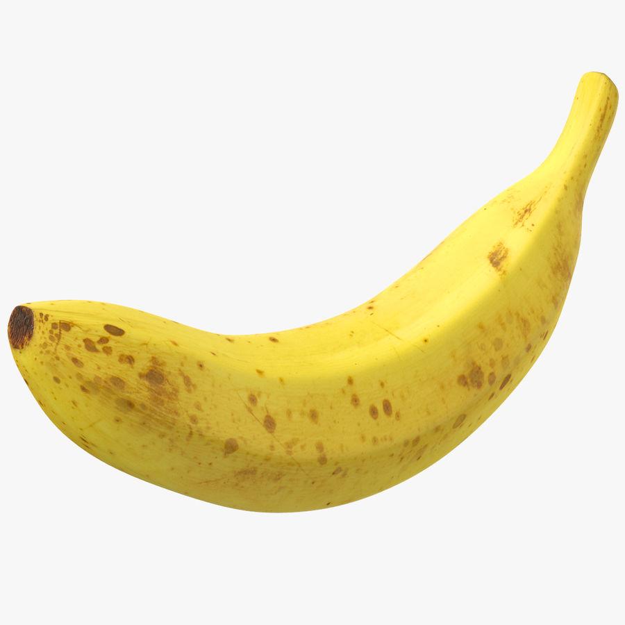 바나나 과일 royalty-free 3d model - Preview no. 1