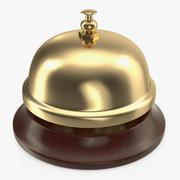 Service Bell 3D-modell 3d model
