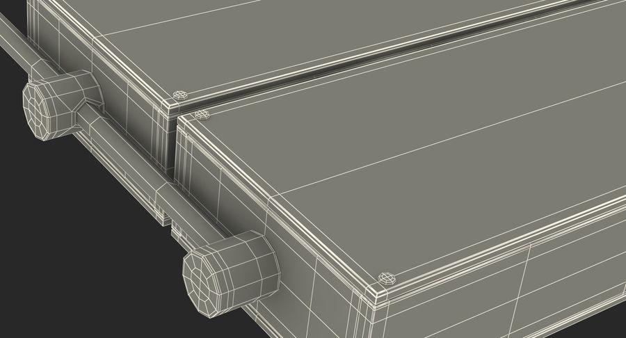 Luchthaven tekent aankomst Terminal 3D-model royalty-free 3d model - Preview no. 16
