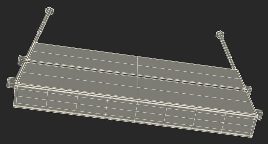 Airport tekenen bagage claim luchtvaartmaatschappijen 3D-model royalty-free 3d model - Preview no. 16