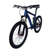 Dağ bisikleti 3d model