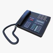 Kantoor telefoon 3d model