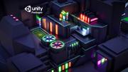 Future city Level 1 Game Unity 3d model