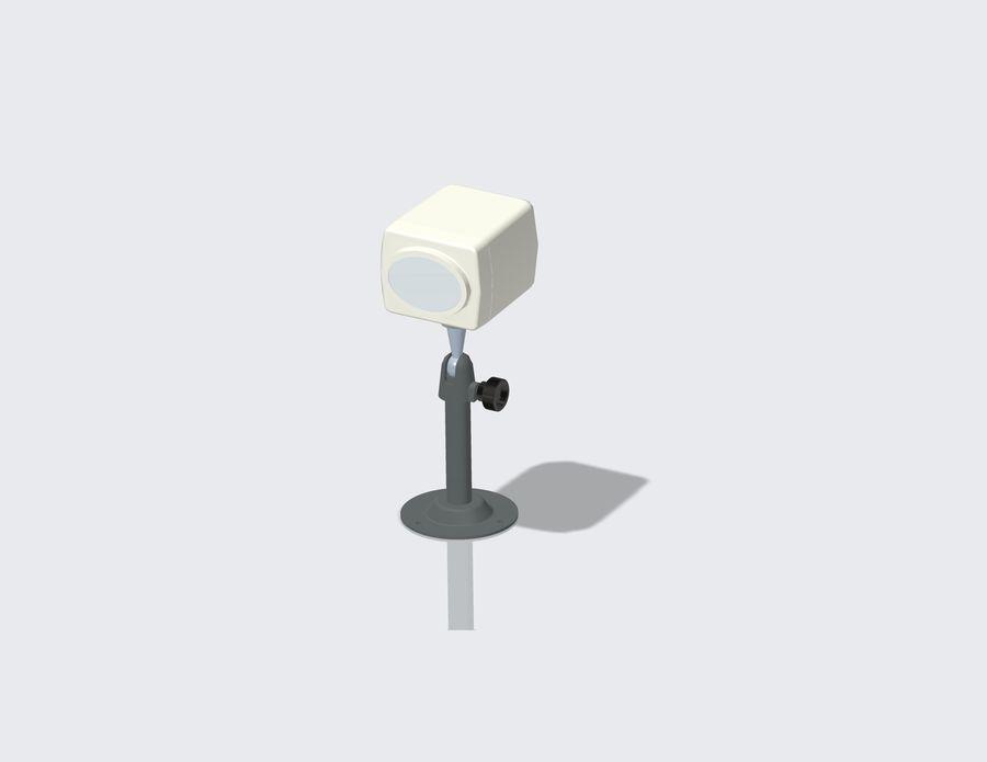 Kamera bezpieczeństwa royalty-free 3d model - Preview no. 1
