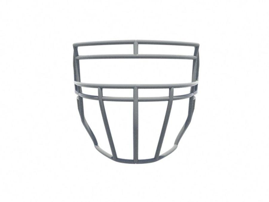 Máscara facial de futebol royalty-free 3d model - Preview no. 2
