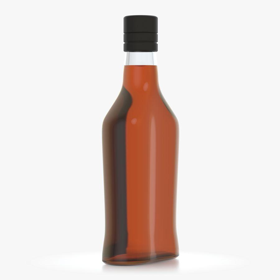 アルコールボトル(5) royalty-free 3d model - Preview no. 3