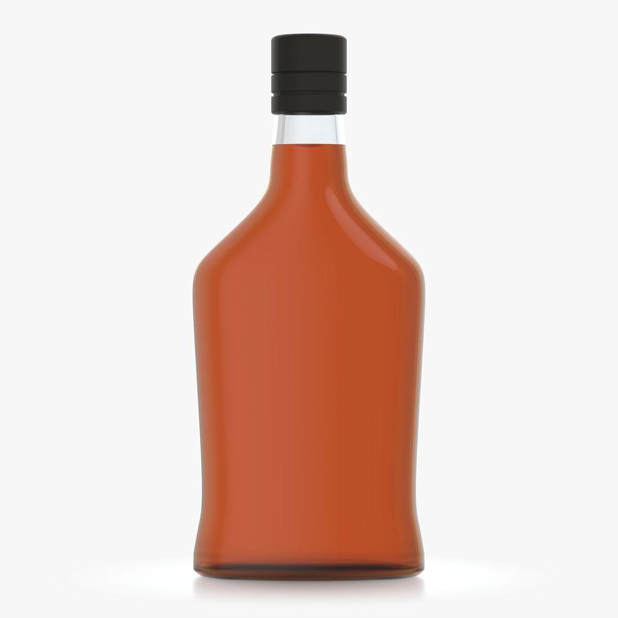 アルコールボトル(5) royalty-free 3d model - Preview no. 1