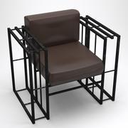 кресло-чердак 3d model