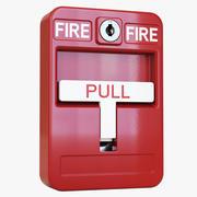 Fire Alarm 3d model