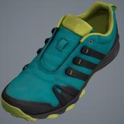 scaned sneakers 3d model