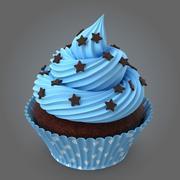 컵케익 v1 3d model