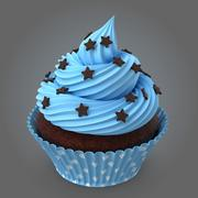 Cupcake v1 3d model