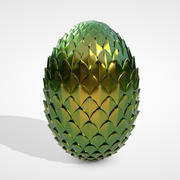 Dragon Egg 3d model