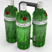 Alcohol Bottle Tanqueray No. Ten 700ml 3d model
