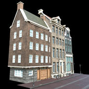 European Buildings 3d model