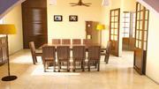 Living_Room | Interior_Room 3D 3d model
