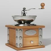 Macinacaffè vintage 3d model