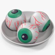 Candy Eyeballs 2 3d model