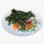 Lunch 05 3d model