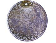 ancient medallion 3d model