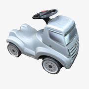 ボビーカーメルセデス 3d model