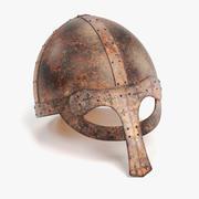 Viking Helmet 2 3d model