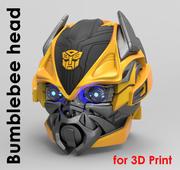 Modalità Bumblebee Normal (TF4) per la stampa 3d 3d model