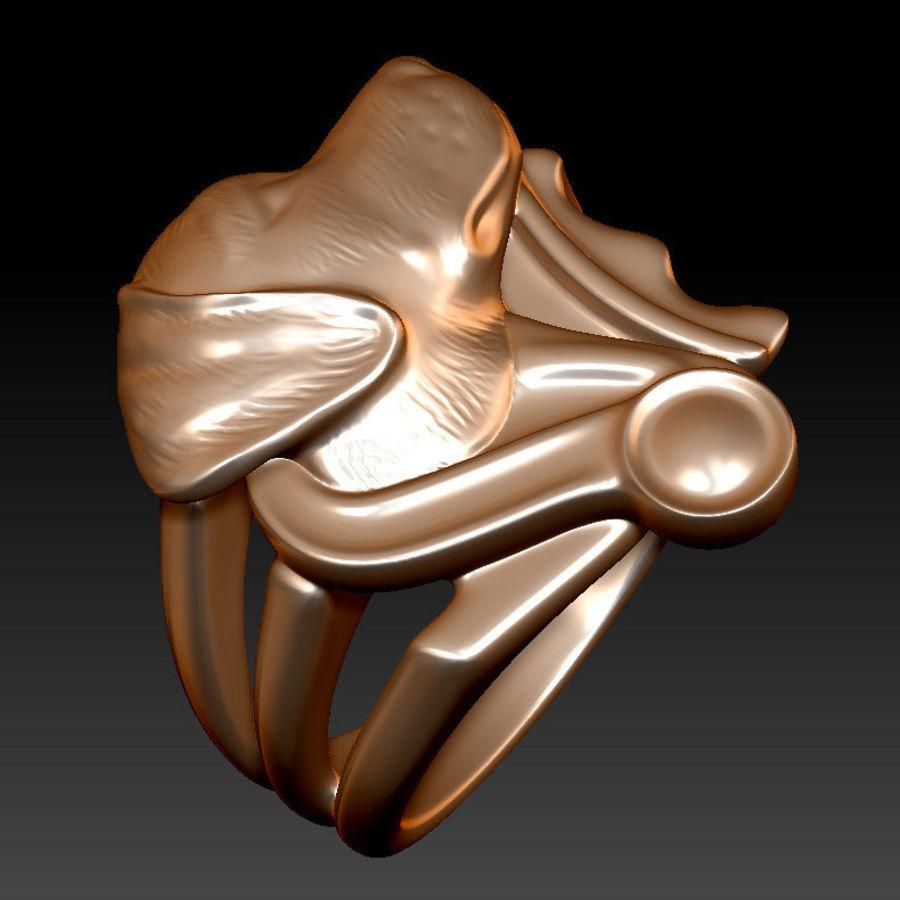 Labrador Ring royalty-free 3d model - Preview no. 8