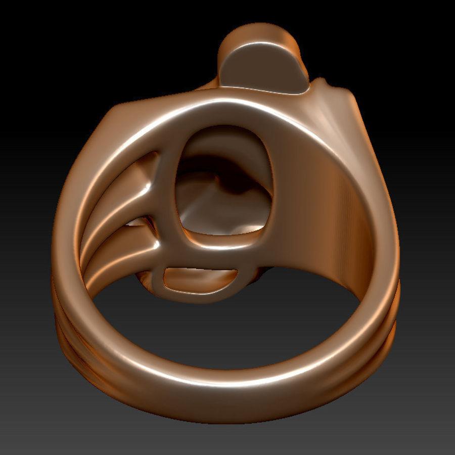 Labrador Ring royalty-free 3d model - Preview no. 9