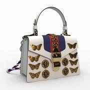 Gucci Handbag 3d model
