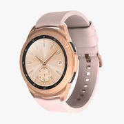 Samsung Galaxy Watch Rose Gold 3d model