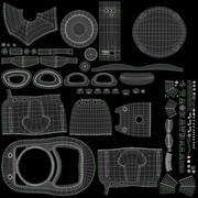 Stage Speaker 3d model