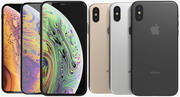 Apple iPhone Xs alla färger 3d model