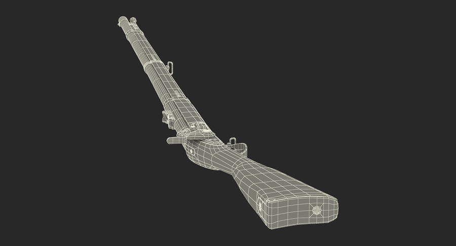 Pirate Weapons 3D模型收藏 royalty-free 3d model - Preview no. 18