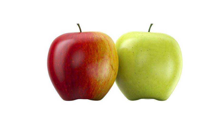 Frutta royalty-free 3d model - Preview no. 4