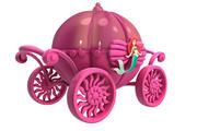 Carrozza principessa 3d model