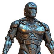 Süper Kahraman AIRON 3d model