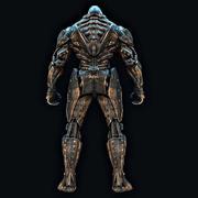 Super held TITAN 3d model