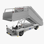 Airstair TLD ABS-1740 3d model
