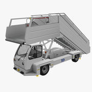 Airstair TLD ABS-580 3d model
