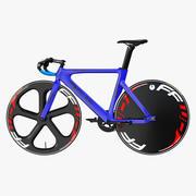 Sport Track Bike Dolan DF4 3D Model 3d model