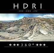 HDR 14 3d model
