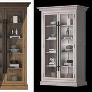 Bookcase 20th Century 3d model