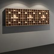 QRD Spektrum扩散器-录音室墙板 3d model