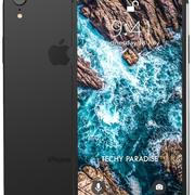 Apple iPhone xr 2018 OBJ 3d model
