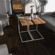 strych na stole 3d model
